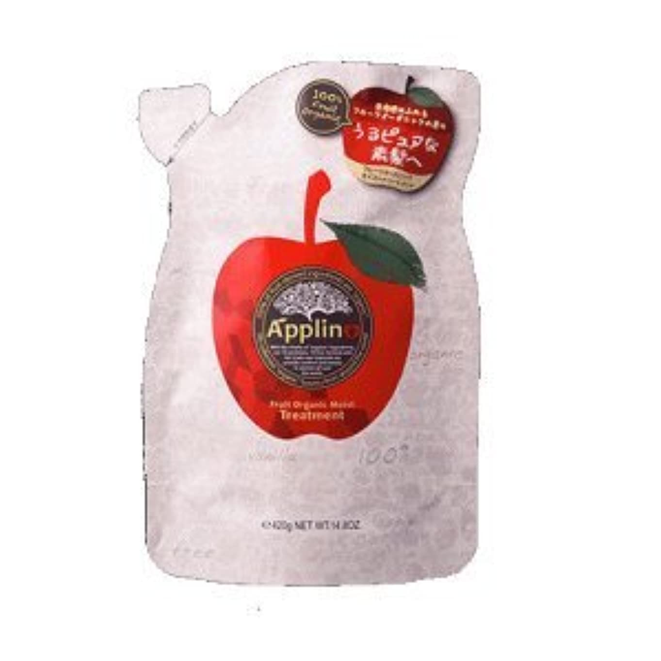 想定カリング感謝祭ベーネ(BENE) Applino(アップリノ)  フルーツオーガニックモイストトリートメント つめかえ用 420ml