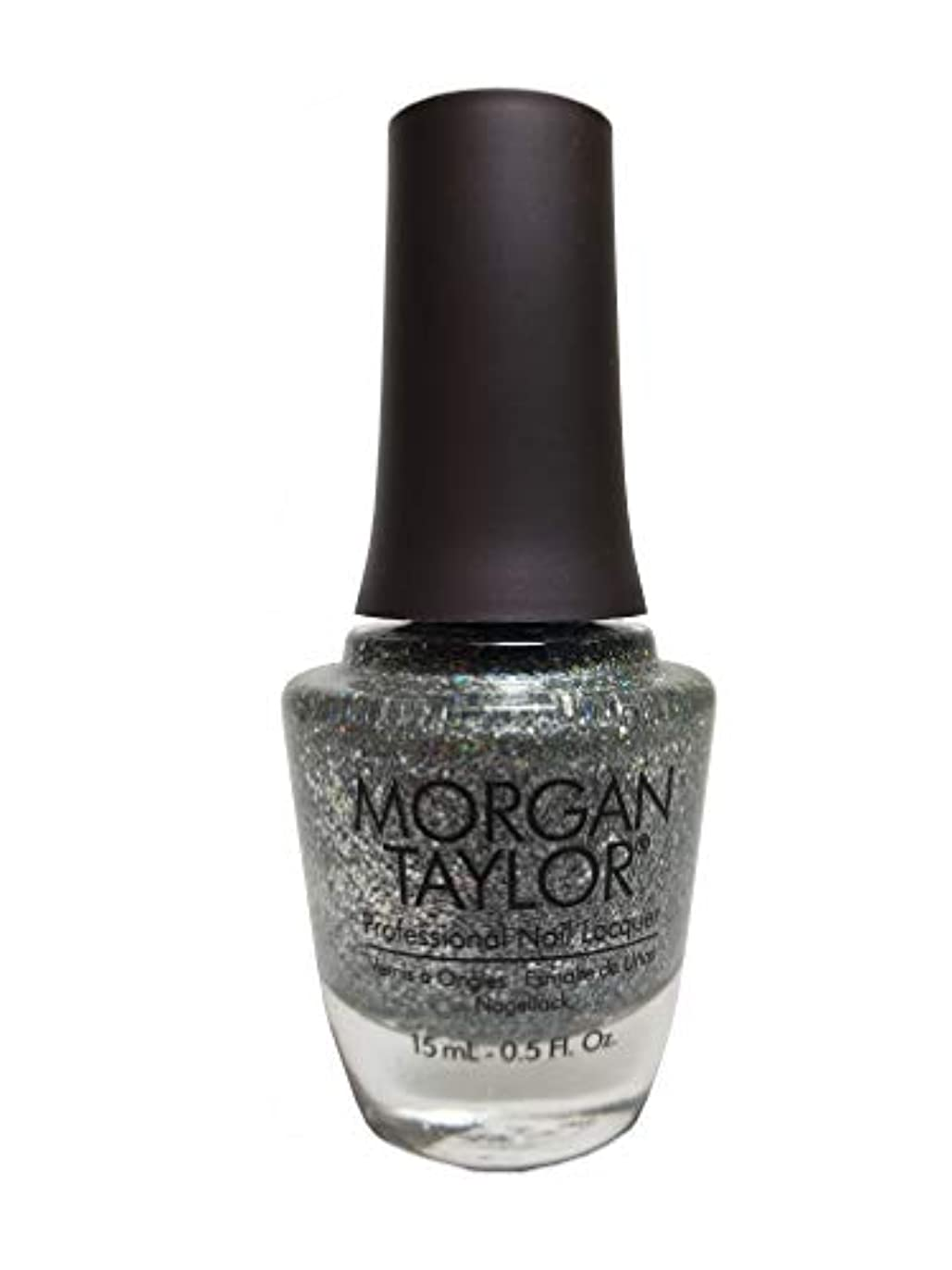 蛇行パーチナシティ従順Morgan Taylor Nail Lacquer - Water Field - 15ml / 0.5oz