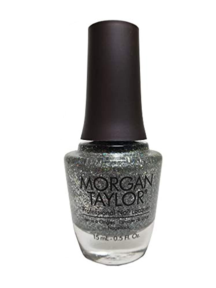 避けられない危険永続Morgan Taylor Nail Lacquer - Water Field - 15ml / 0.5oz