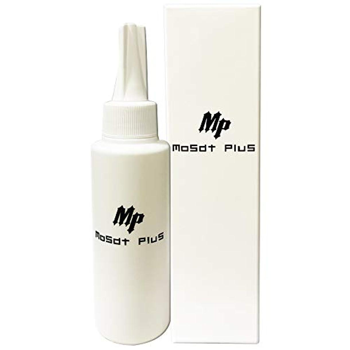 暫定配置確認してください【医薬部外品】Mosat Plus モサットプラス 育毛剤 ジェルタイプ 薬用 100mL