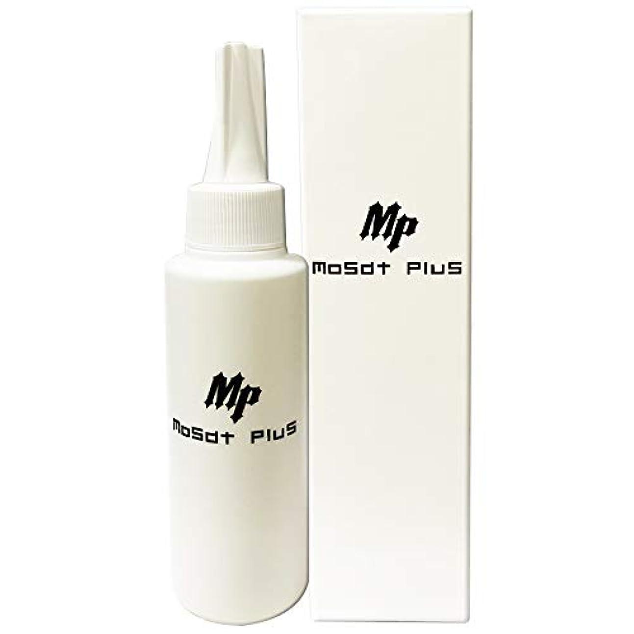 信念資本パッケージ【医薬部外品】Mosat Plus モサットプラス 育毛剤 ジェルタイプ 薬用 100mL