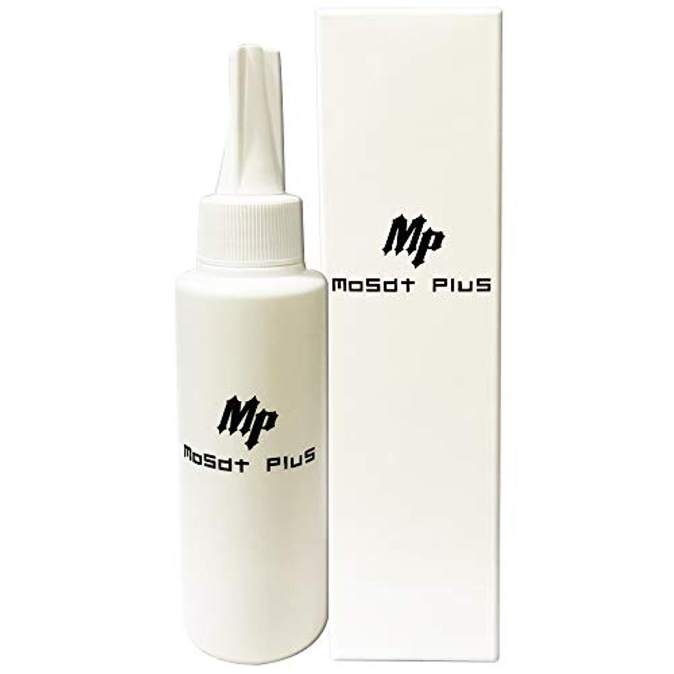 因子血色の良いモードリン【医薬部外品】Mosat Plus モサットプラス 育毛剤 ジェルタイプ 薬用 100mL