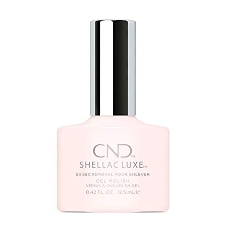 CND Shellac Luxe - Satin Slippers - 12.5 ml / 0.42 oz