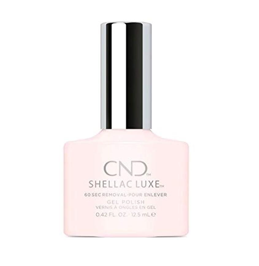 空の汚染する極貧CND Shellac Luxe - Satin Slippers - 12.5 ml / 0.42 oz