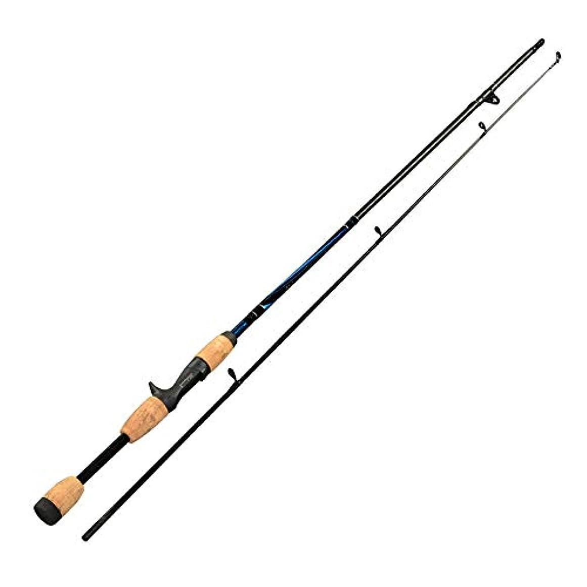 必須勉強する悲観的Takimi 炭素繊維製釣り竿 シーバスロッド スピニングモデル ツール収納袋付き 木製ハンドル ベイトロッド ファーストキャスト シーバス ベイトリール ジギング クロスビート ロッド ボーダレス 川釣り 釣具
