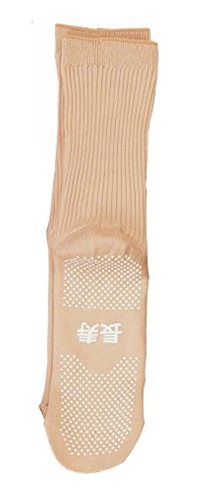 普通に教師の日インシデント神戸生絲 すべり止め靴下( 長寿