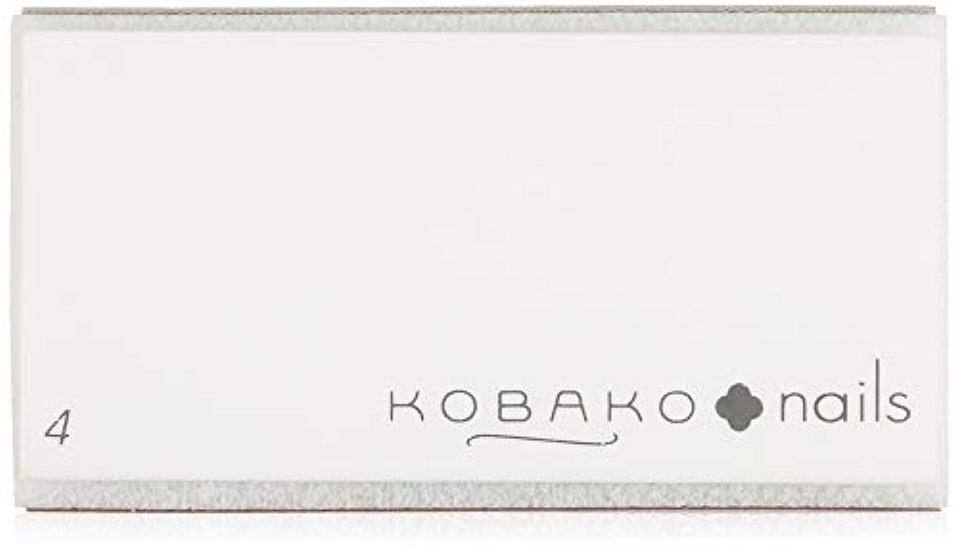 はっきりとフィルタサイトKOBAKO(コバコ) ブロックバッファー 爪やすり