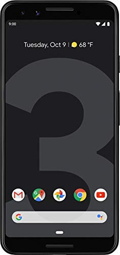 Google - Pixel 3 (2018) Unlocked sim free (64GB, Just Black)