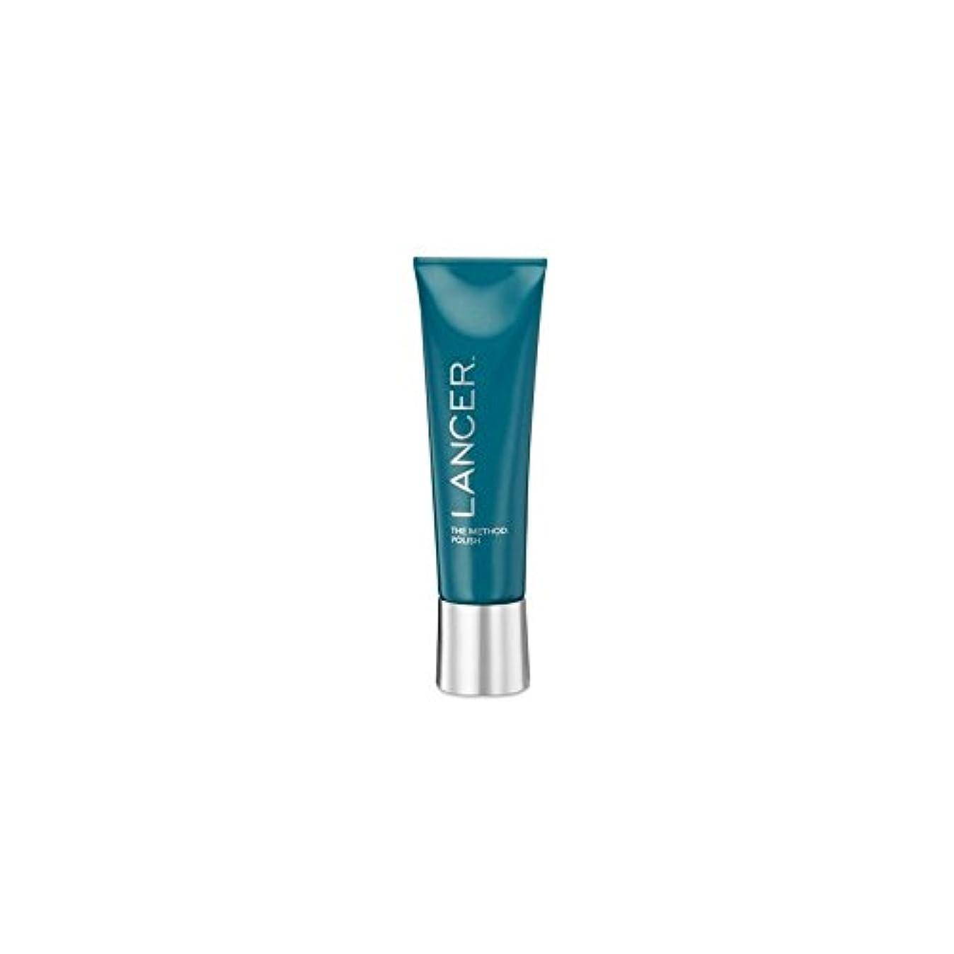フラフープ投票粘り強いLancer Skincare The Method: Polish (120G) (Pack of 6) - ポリッシュ(120グラム):ランサーは、メソッドをスキンケア x6 [並行輸入品]