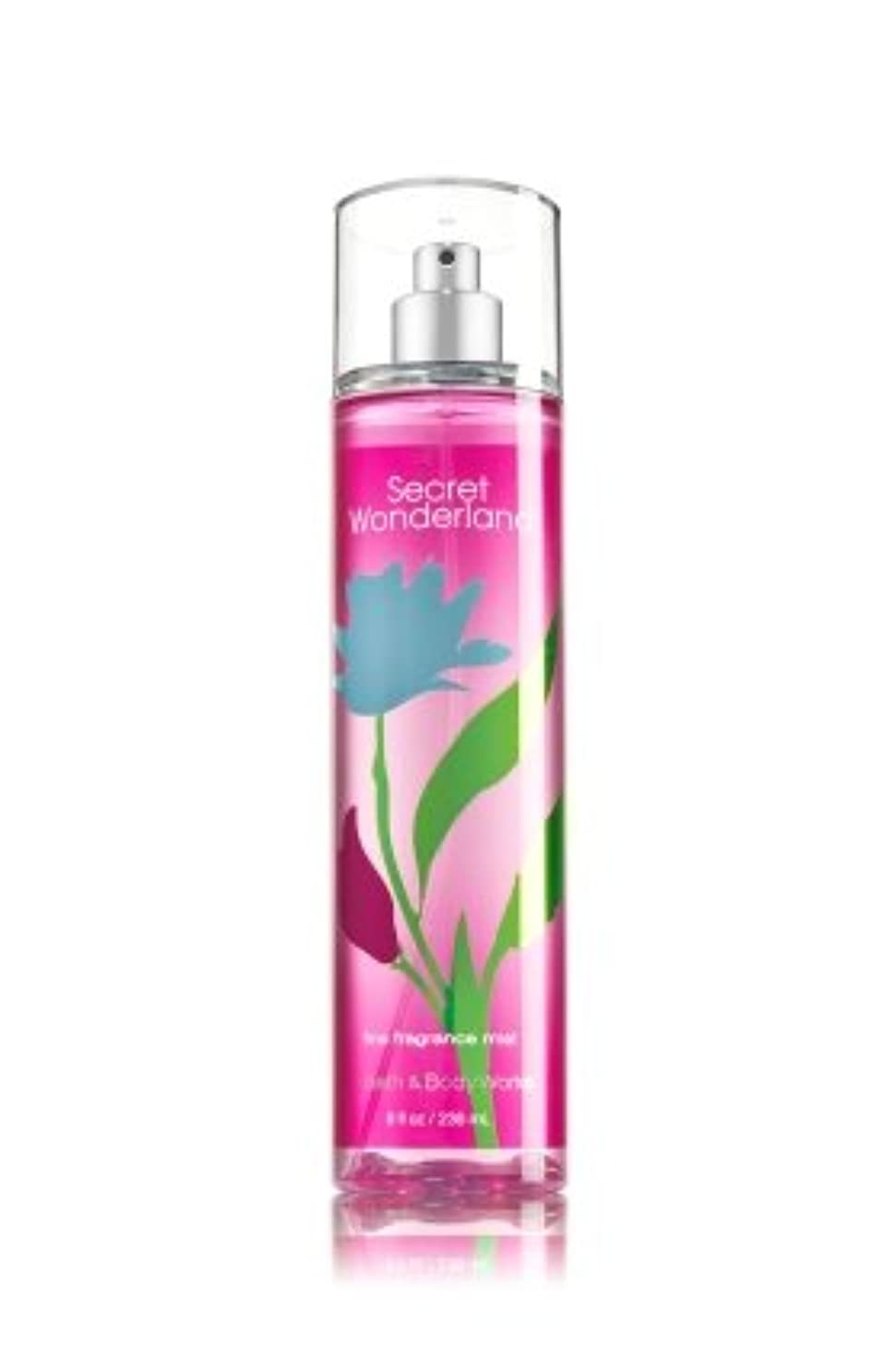【Bath&Body Works/バス&ボディワークス】 ファインフレグランスミスト シークレットワンダーランド Fine Fragrance Mist Secret Wonderland 8oz (236ml) [並行輸入品]