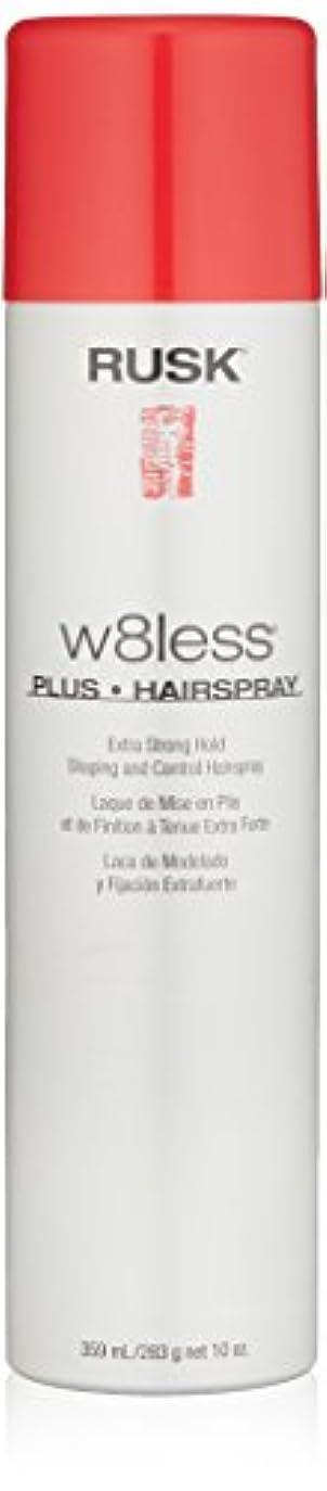 姪実験的スマートRusk W8Less Plus Hairspray 250 g (並行輸入品)