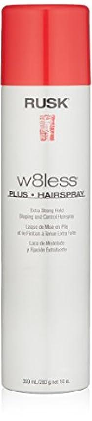 孤独な団結スピリチュアルRusk W8Less Plus Hairspray 250 g (並行輸入品)