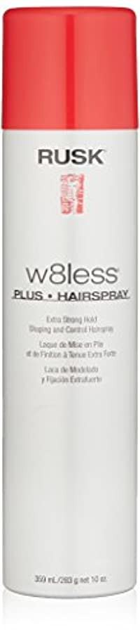 あいまいさ着飾るプラスRusk W8Less Plus Hairspray 250 g (並行輸入品)