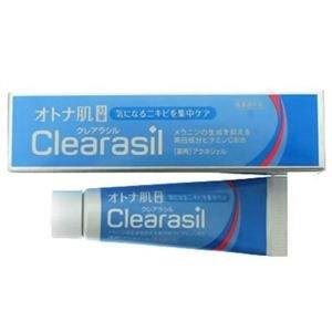 クレアラシルオトナ肌対策 薬用アクネジェル14g 【3セット】