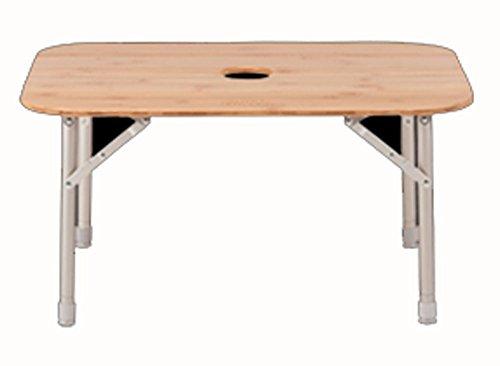 ニュートラルアウトドア バタフライバンブーテーブル