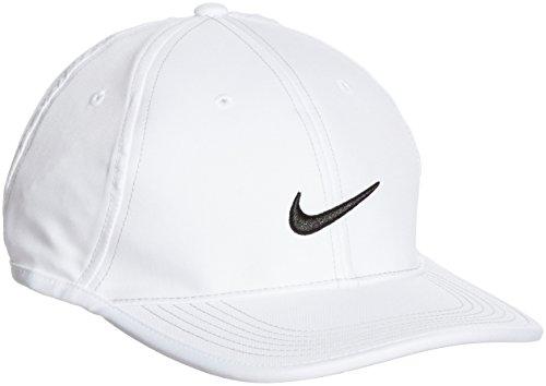 (ナイキゴルフ)NIKE Golf ナイキ DRI-FIT ウルトラライトコントラストキャップ 727037 100 ホワイト/ブラック/(ブラック) MISC