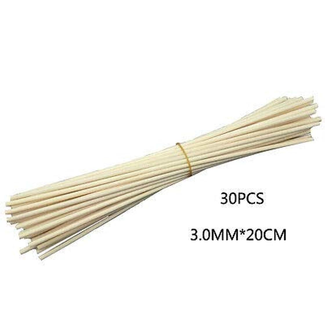 宿泊はちみつ行くFidgetGear 30Pcs/100Pcs Reed Fragrance Oil Diffuser Rattan Sticks Aroma Rattan Wooden 30 Pcs