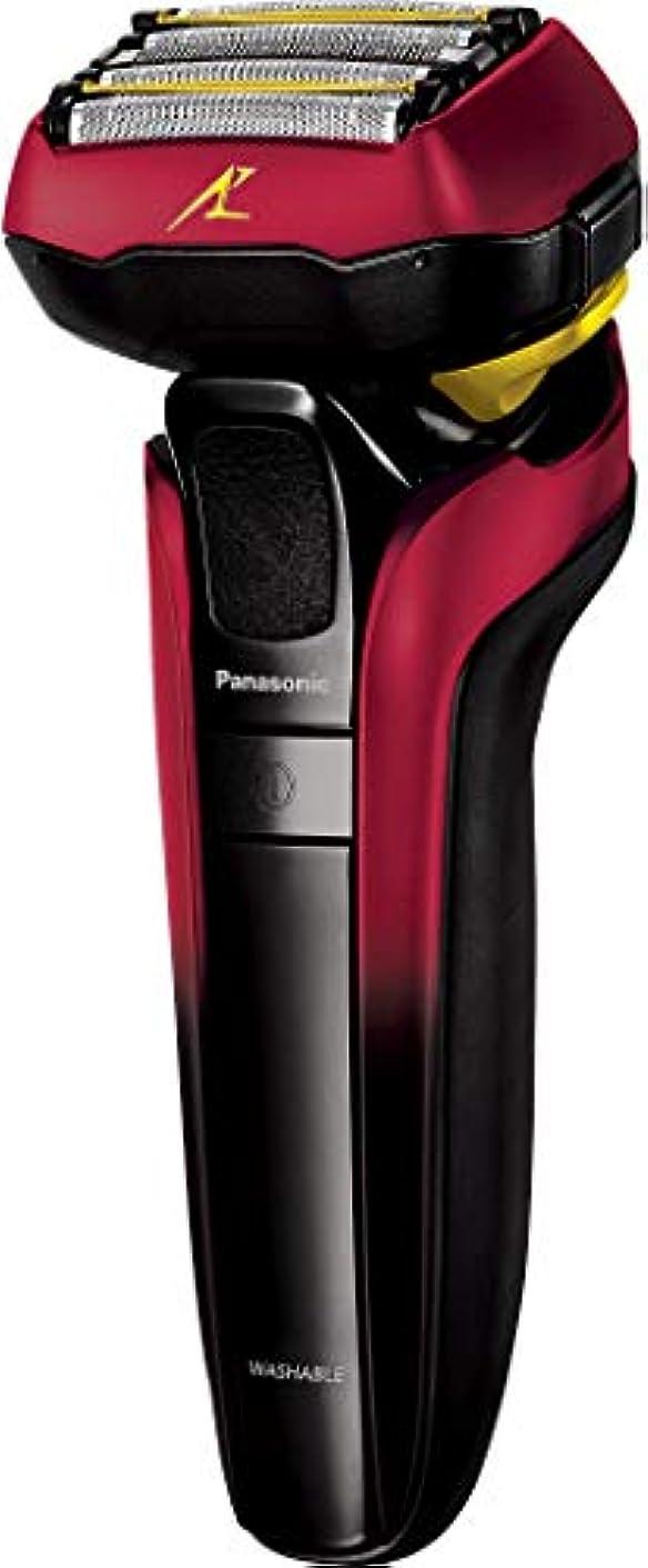 尋ねるみなさんわなパナソニック ラムダッシュ メンズシェーバー 5枚刃 赤 ES-CLV5E-R