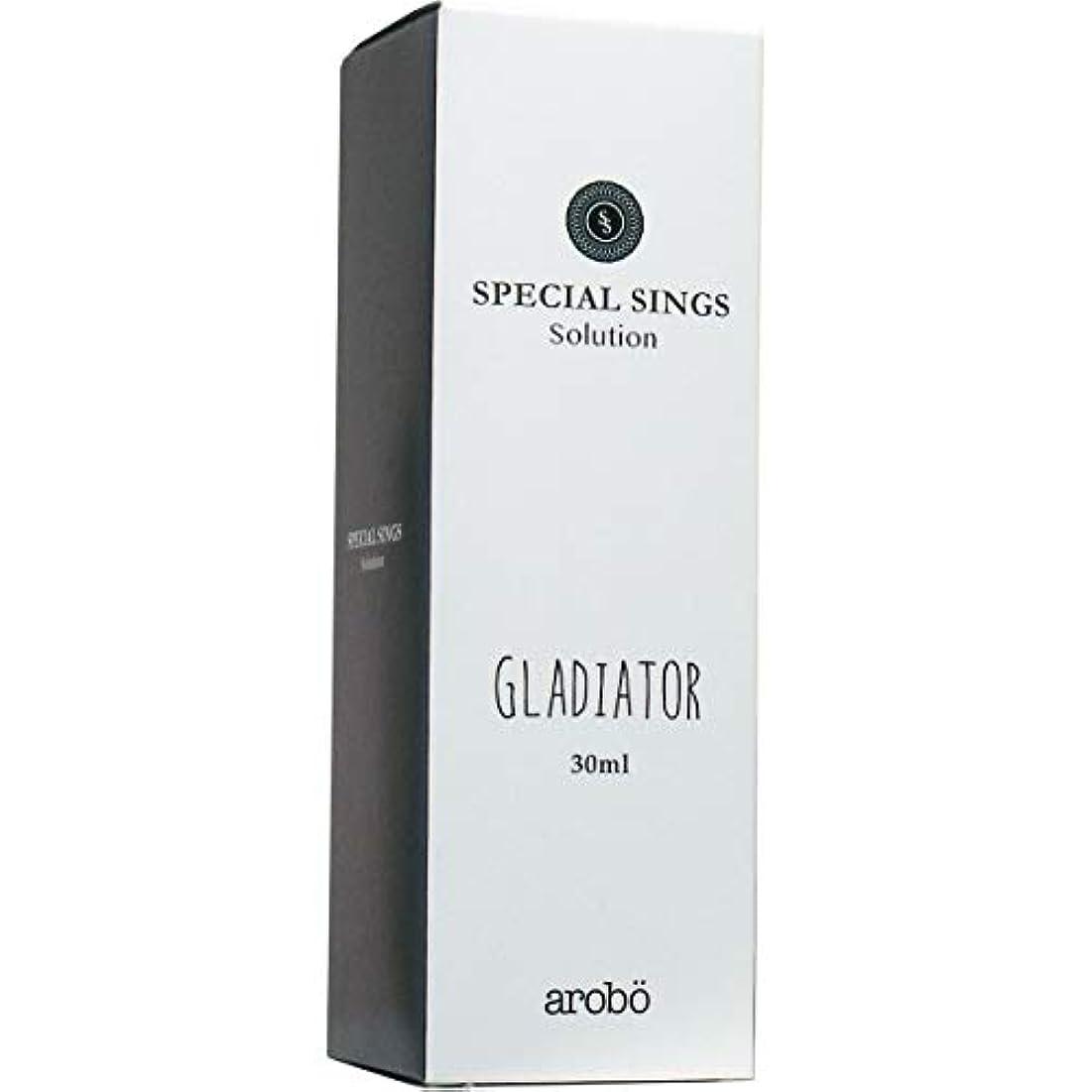 インチはげ口述スペシャルシングス ソリューション CLV-840 グラディエーター 30ml
