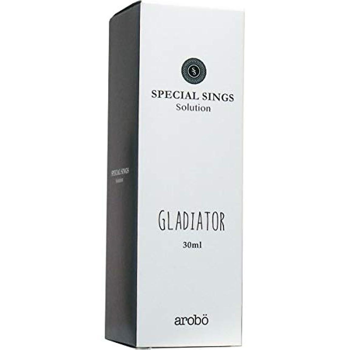 作動するメロディアス曲がったスペシャルシングス ソリューション CLV-840 グラディエーター 30ml