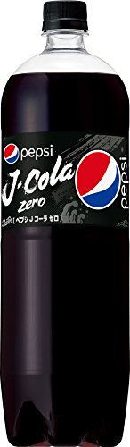 Jコーラ ゼロ ケース1.5L×8