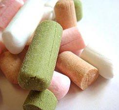 さわやかな香味口いっぱいに… はっか糖【通販】【ミント】【mint】【菓子】 / (有)ケーフーズ生田目