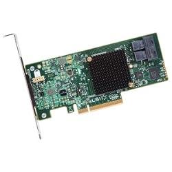 LSIロジック LSI00344 / PCIEx8(3.0) SATA/SAS6Gb/s 内部8ポートHBA LSI SAS 9300-8i SGL