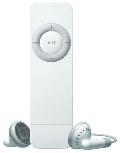 Apple iPod shuffle 1GB M9725J/Aの詳細を見る