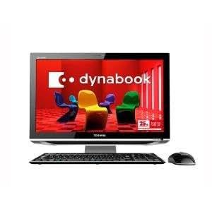 東芝 dynabook Qosmio DX(Office H&B搭載)【TVモデル】 PQDX98MRF