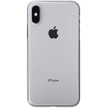 Air jacket for iPhone XS(クリア)