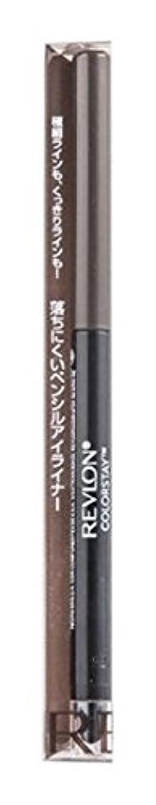 浸食公平な温度レブロン カラーステイ アイライナー A 002