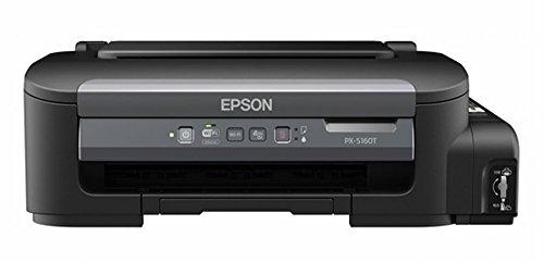 エプソン エコタンク搭載プリンター A4モノクロインクジェット PX-S160TE インクボトル黒1本同梱 無償保証期間3年モデル