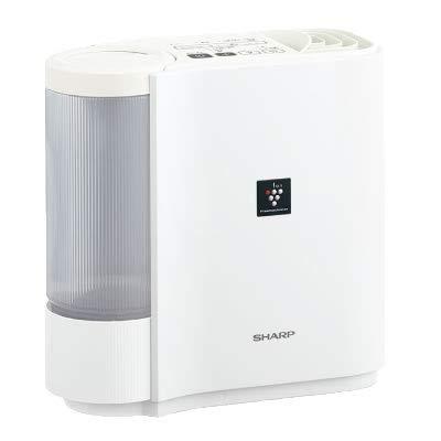 シャープ プラズマクラスター搭載 パーソナル加湿器 ホワイト HV-J30-W