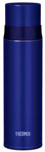 サーモス 水筒 ステンレススリムボトル 0.5L ブルー FFM-500 BL