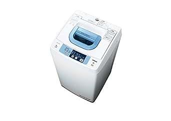 日立 全自動洗濯機 5.0kg ピュアホワイト NW-5TR-W