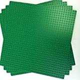 "LEGO Green Builder Base Plate 626 (10"" x 10"") lot of 4 base plates [並行輸入品]"