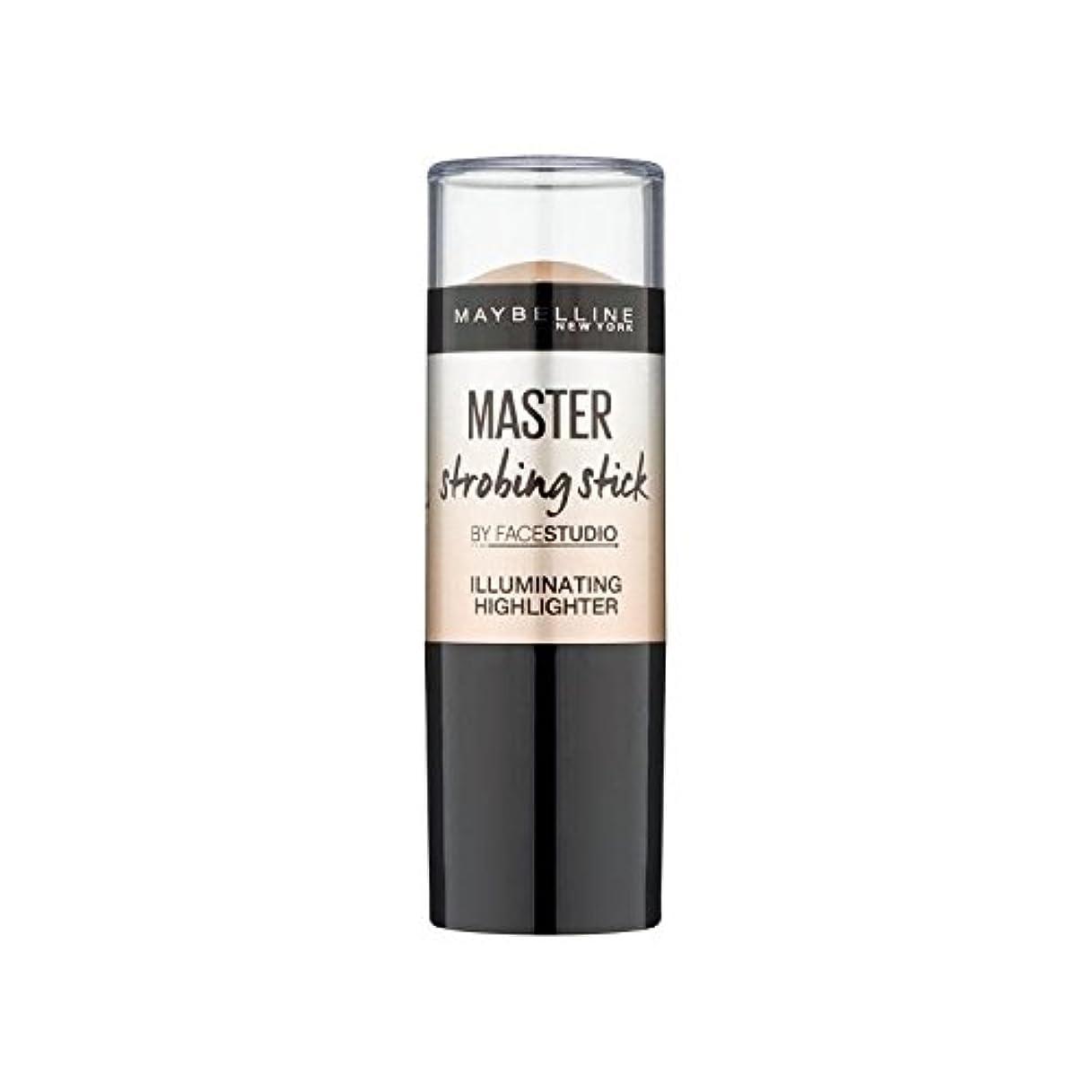 介入する以上科学者Maybelline Master Strobing Stick Medium - メイベリンマスターストロボスティック媒体 [並行輸入品]