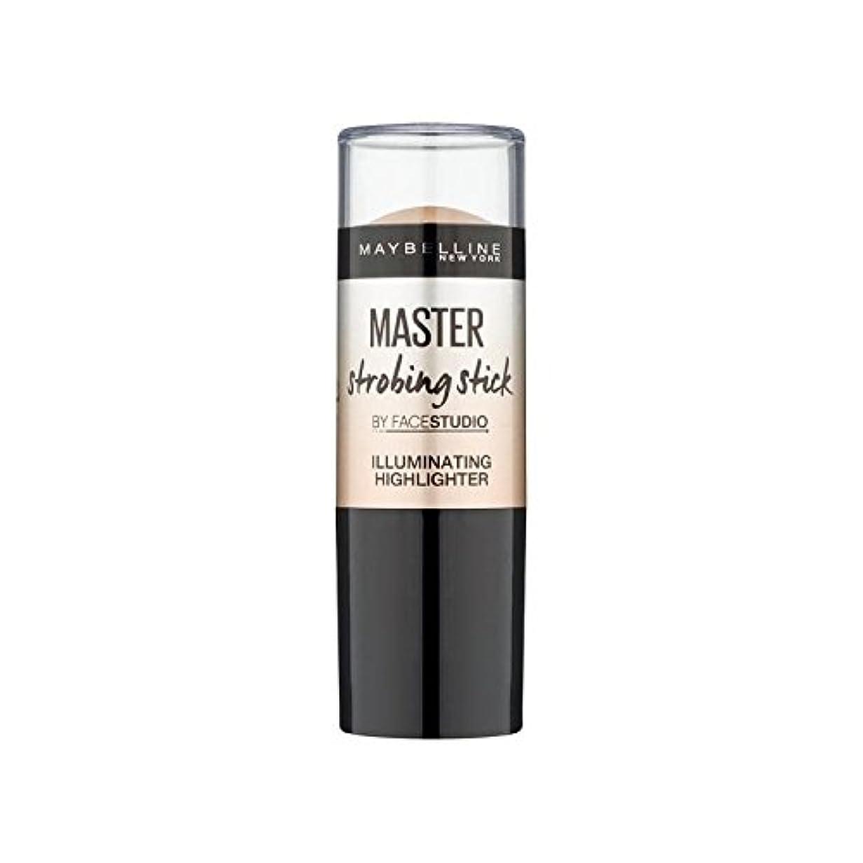 れんが尽きるコマースMaybelline Master Strobing Stick Medium - メイベリンマスターストロボスティック媒体 [並行輸入品]