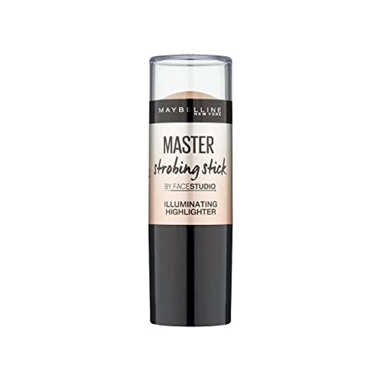無限思われる比較Maybelline Master Strobing Stick Medium - メイベリンマスターストロボスティック媒体 [並行輸入品]
