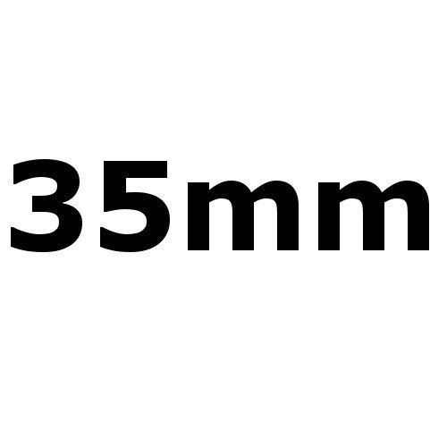 アンティーク 調 ブローチ ピン 100個 セット 15 20 25 30 mm アクセサリー 手芸 (35mm)