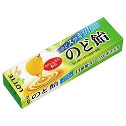 ロッテ のど飴(11粒×10個)
