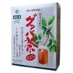 国産有機栽培グァバ茶 3g×30包