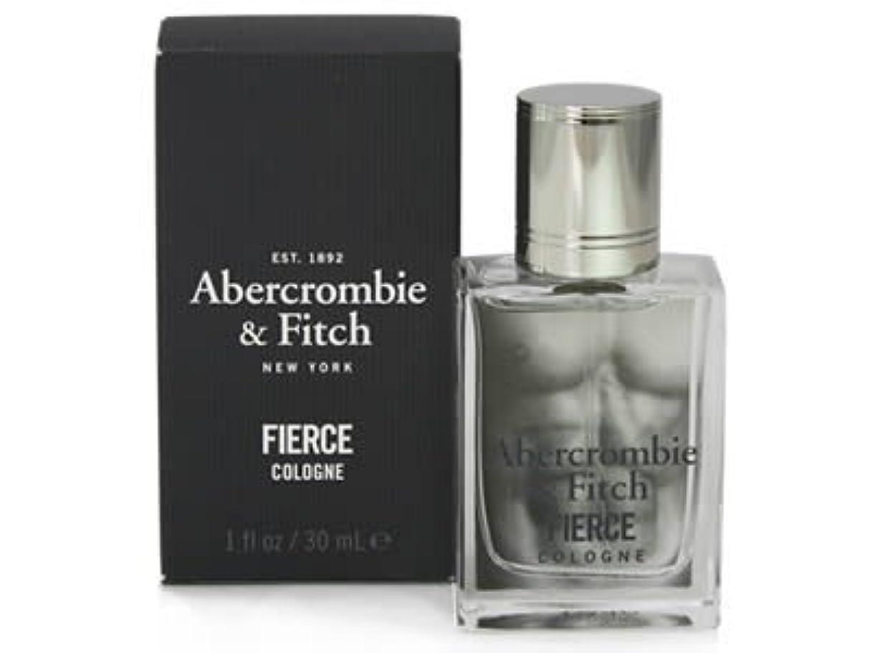 最少朝道Abercrombie&Fitch アバクロンビー&フィッチ FIERCE フィアース 30ml[並行輸入品]