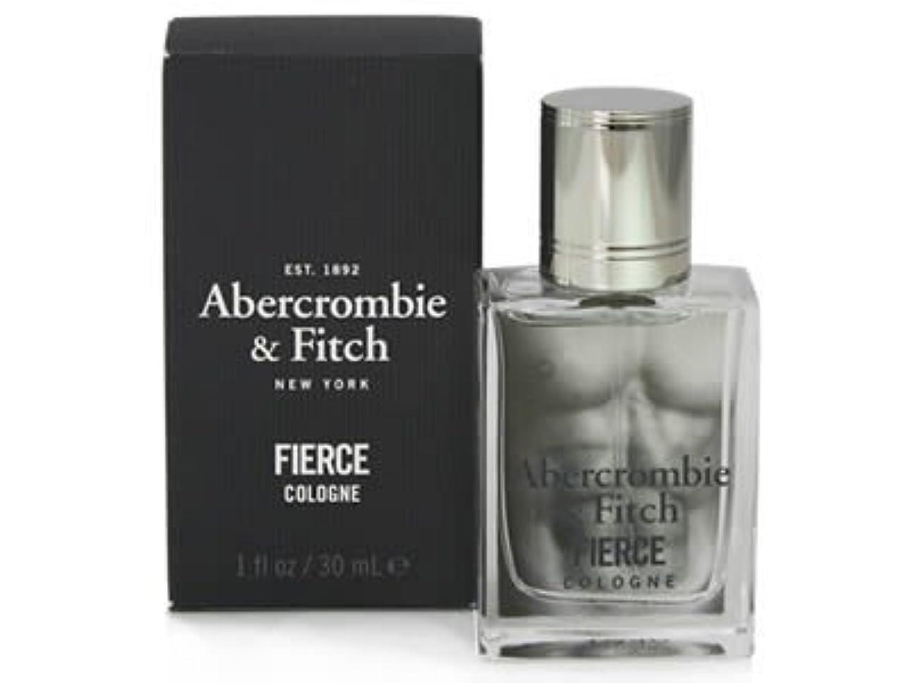 ほうき求める契約Abercrombie&Fitch アバクロンビー&フィッチ FIERCE フィアース 30ml[並行輸入品]
