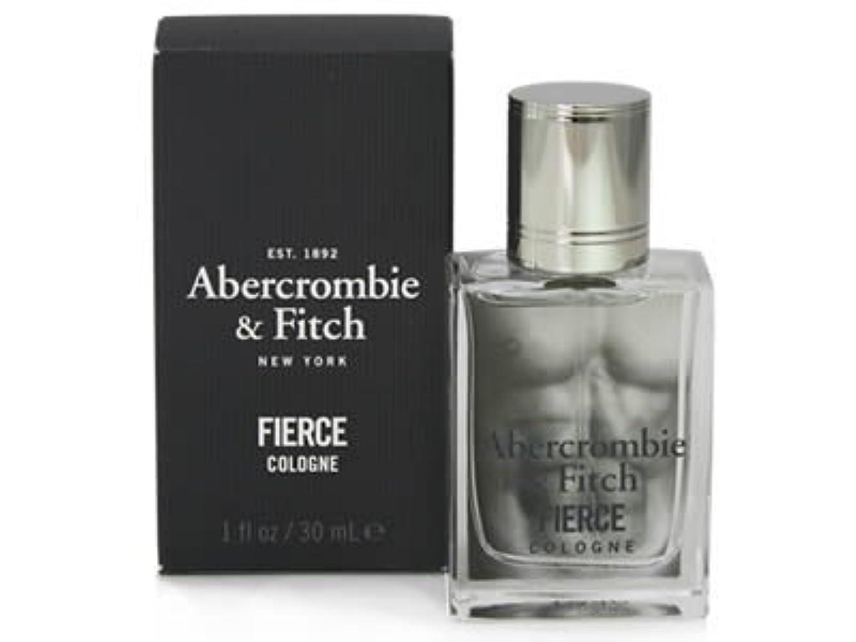 シェア頬骨子犬Abercrombie&Fitch アバクロンビー&フィッチ FIERCE フィアース 30ml[並行輸入品]