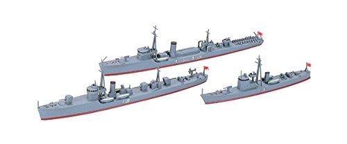 タミヤ 1/700 ウォーターライン 日本海軍小艦艇  519