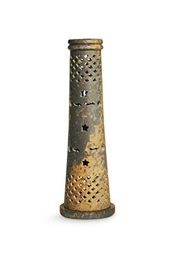 ひそかに白鳥疲れたナグチャンパのお香。 Tower Cone Stand