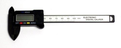 ビッグマン デジタルノギス 100mmカーボン製 BM-802 050522
