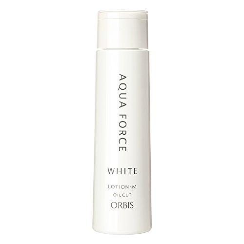 オルビス(ORBIS) アクアフォースホワイトローション Mタイプ(しっとり) ボトル入り 180mL ◎薬用美白化粧水◎