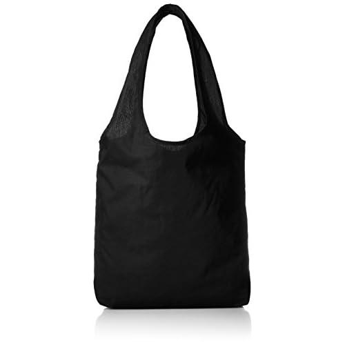 [ユナイテッドアスレ] UnitedAthle (ユナイテッドアスレ)4.0オンス コットン ショッピングバッグ 201101 ブラック (ブラック)